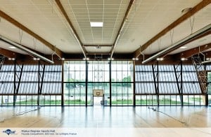 Marius Regnier Sports Hall 04