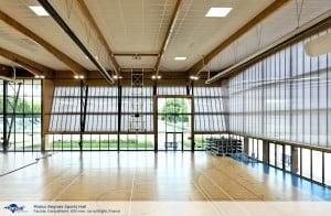 Marius Regnier Sports Hall 05