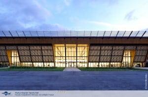 Marius Regnier Sports Hall 07