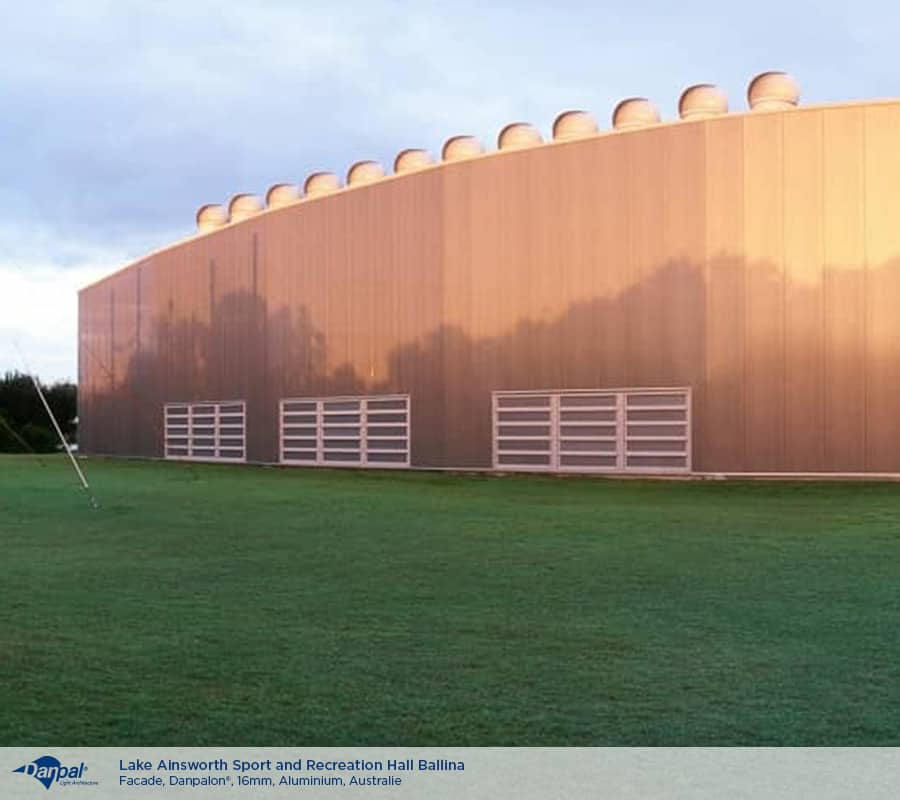 Lake-Ainsworth-Sport-and-Recreation-Hall-Ballina-(Australie)