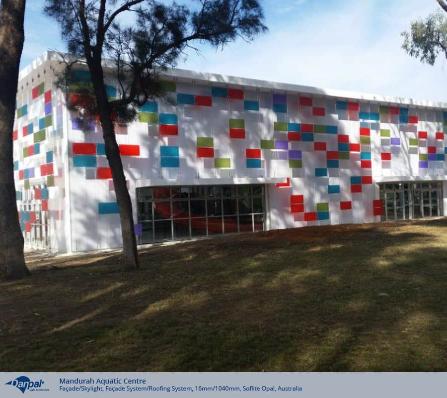 Danpal-Project Gallery-Mandurah-Aquatic-Centre