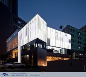 Danpal-Project Gallery-Samsungdong T-Station