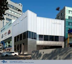 Danpal-Project Gallery-Samsungdong T-Station2